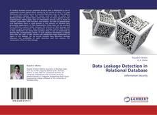 Data Leakage Detection in Relational Database kitap kapağı