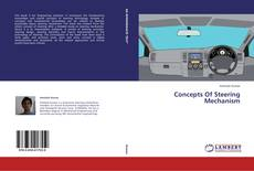 Bookcover of Concepts Of Steering Mechanism