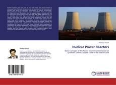 Capa do livro de Nuclear Power Reactors