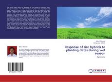 Bookcover of Response of rice hybrids to planting dates during wet season