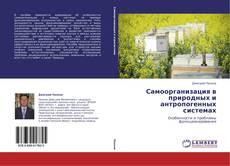 Copertina di Самоорганизация в природных и антропогенных системах