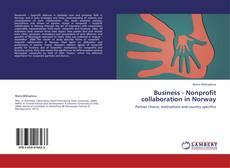 Portada del libro de Business - Nonprofit collaboration in Norway