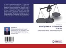 Bookcover of Corruption in the Scale of Justice
