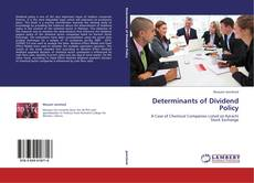 Bookcover of Determinants of Dividend Policy