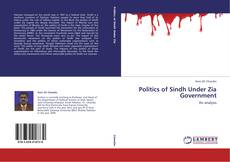 Bookcover of Politics of Sindh Under Zia Government