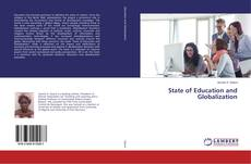Couverture de State of Education and Globalization
