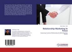 Couverture de Relationship Marketing In Focus