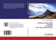 Bookcover of Understanding Daily Rainfall Variability Over Tekeze River Basin