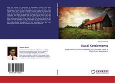 Bookcover of Rural Settlements