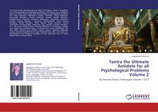 Обложка Tantra the Ultimate Antidote for all Psychological Problems Volume 2