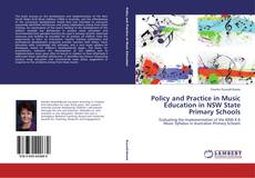 Обложка Policy and Practice in Music Education in NSW State Primary Schools