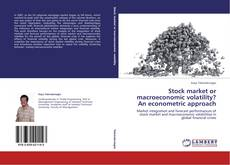 Bookcover of Stock market or macroeconomic volatility? An econometric approach