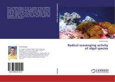 Bookcover of Radical scavenging activity of algal species