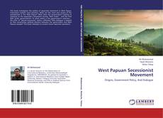 Bookcover of West Papuan Secessionist Movement