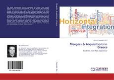 Bookcover of Mergers & Acquisitions in Greece
