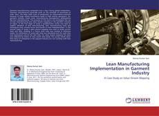 Lean Manufacturing Implementation in Garment Industry kitap kapağı