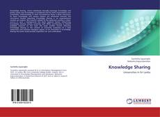 Bookcover of Knowledge Sharing