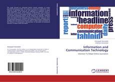 Buchcover von Information and Communication Technology