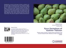 Couverture de Pyrus Germplasm of Kashmir- Pakistan