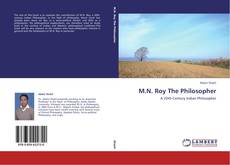 Portada del libro de M.N. Roy The Philosopher