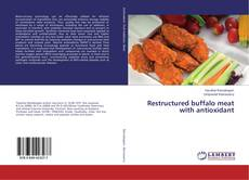 Обложка Restructured buffalo meat with antioxidant