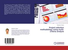 Bookcover of Project selection methodology using multi-criteria analysis