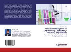 Buchcover von Practical Intelligence in Engineering Laboratory: PhD Pilot Experiment