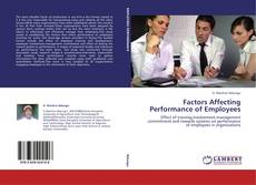 Bookcover of Factors Affecting Performance of Employees