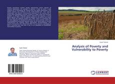 Analysis of Poverty and Vulnerability to Poverty的封面