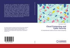 Cloud Computing and Cyber Security的封面