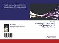 Bookcover of Detecting and Measuring Market Power in the Elecricity Market