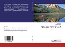 Bookcover of Romanian rural tourism