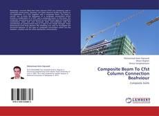 Portada del libro de Composite Beam To Cfst Column Connection Beahviour