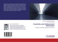 Bookcover of Creativity and Achievement Motivation