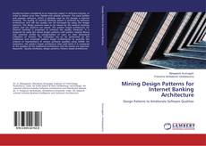Capa do livro de Mining Design Patterns for Internet Banking Architecture