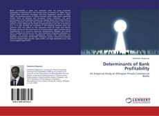 Обложка Determinants of Bank Profitability