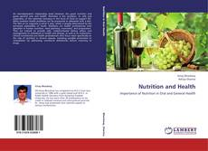 Bookcover of Nutrition and Health