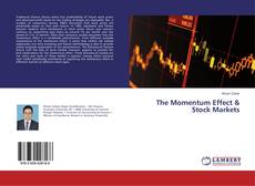 Bookcover of The Momentum Effect & Stock Markets