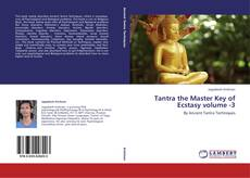 Buchcover von Tantra the Master Key of Ecstasy volume -3
