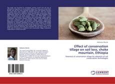 Borítókép a  Effect of conservation tillage on soil loss, choke mountain, Ethiopia - hoz