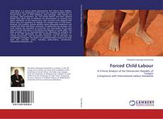 Forced Child Labour kitap kapağı