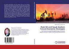 Capa do livro de Peak Oil and Saudi Arabia's Future Economic Stratagies