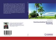 Copertina di Communicative Grammar Teaching