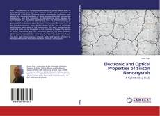 Capa do livro de Electronic and Optical Properties of Silicon Nanocrystals
