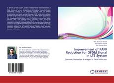 Bookcover of Improvement of PAPR Reduction for OFDM Signal in LTE System