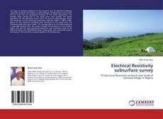 Обложка Electrical Resistivity subsurface survey