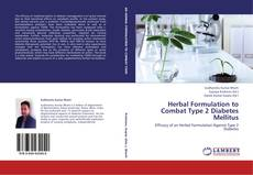 Buchcover von Herbal Formulation to Combat Type 2 Diabetes Mellitus