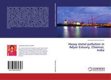 Borítókép a  Heavy metal pollution in Adyar Estuary, Chennai, India - hoz