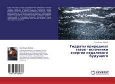 Buchcover von Гидраты природных газов - источники энергии недалекого будущего