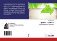 Copertina di Corporate Greening